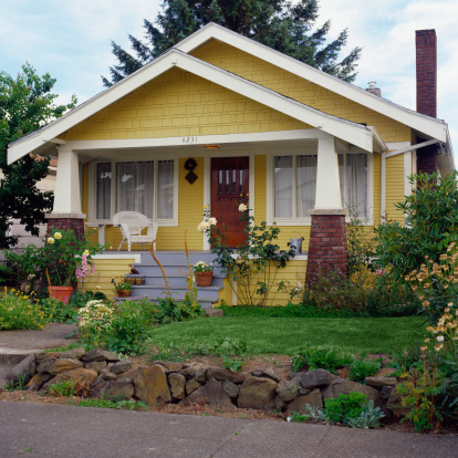 Homes Below Are Examples Of The Most Prevalent Home Sty