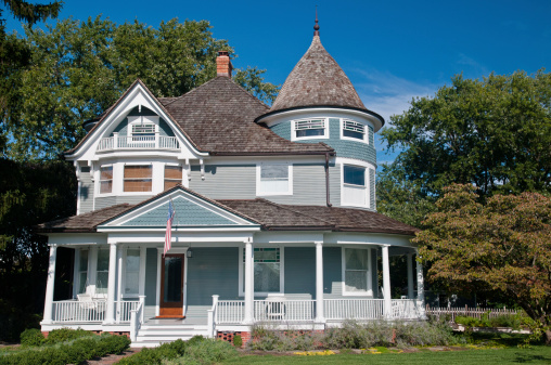 10 very different home styles for Different styles of houses
