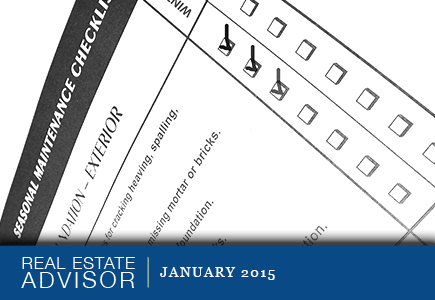 Real Estate Advisor: January 2015