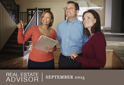 Real Estate Advisor: August 2015