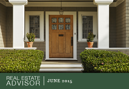 Real Estate Advisor: June 2015