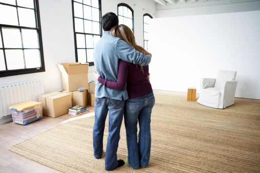 couple new home - Finances and Buying a Home