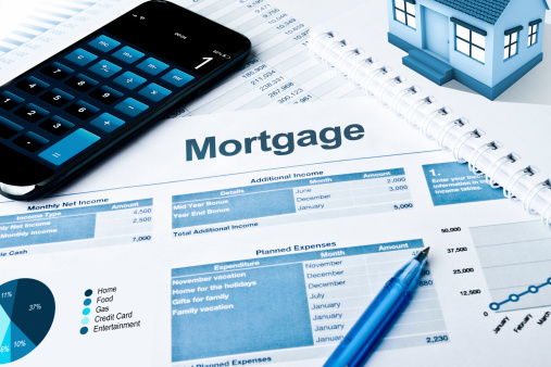 mortgage application - Finances and Buying a Home