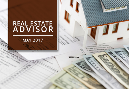 Real Estate Advisor: May 2017