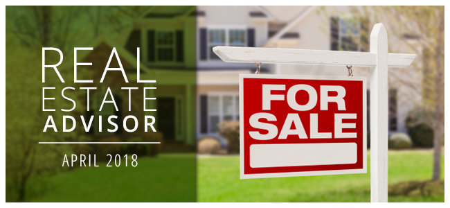 Real Estate Advisor: April 2018