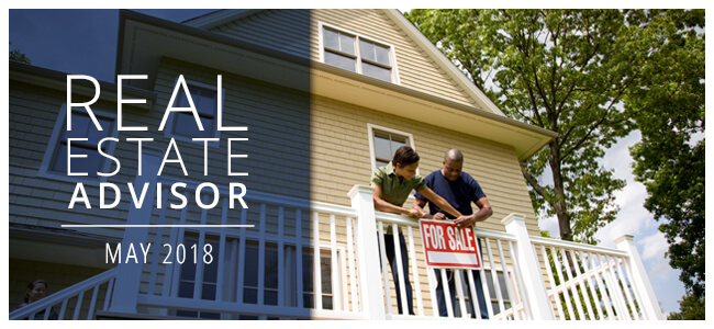 Real Estate Advisor: May 2018