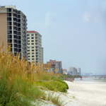 Jacksonville Beach Shoreline