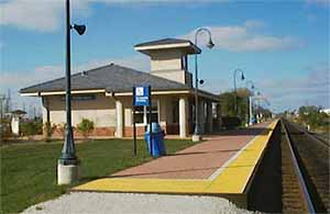 buffalo grove metra station