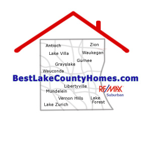 Best Lake County Homes Logo