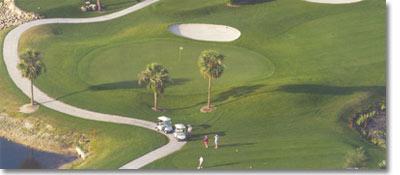 land of golf