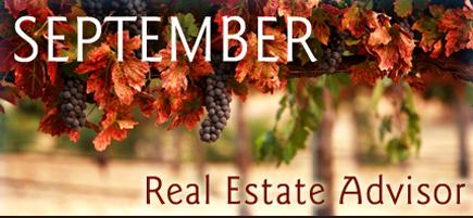 Real Estate Advisor: September