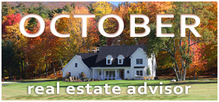 Real Estate Advisor: October