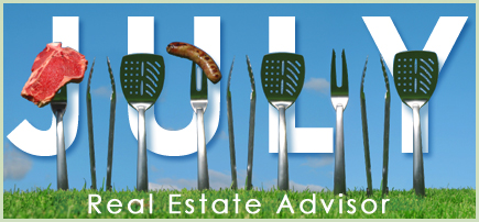 Real Estate Advisor: July